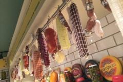 Eatzi's Bakery 6x12 beveled tile