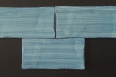 3x6 FT Brushed Azul C10-09-H -O.F