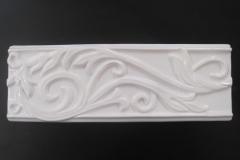 Cache Garland Accent Strip 4x12 Ice White