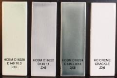 HCBM CRACKLE GLAZES