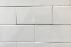 de cru craquele blancheur 3x6