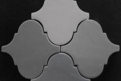 ICT's 6x6 Arabesque Gray tones-2