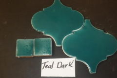 ARABESQUE : GEMSTONE TEAL DARK