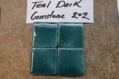 GEMSTOME TEAL DARK