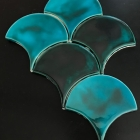 "HC Alexandrite 4"" Scallop Special Colors"