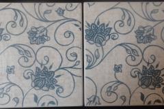 Marais Vignes Florales Ciel Bleu-6x6'
