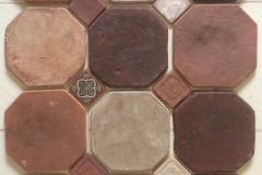 Marrakech blend 8in Octagon with mixed inserts