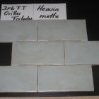 HC Heaven Matte Orillas Frotadas 3x6