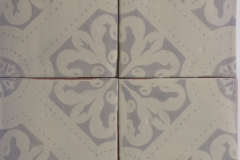 Mosaico Orleans 8x8 Silver Matte