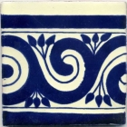 Provence 4x4in Bleu Vaguel
