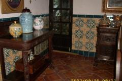 Spanish Colonial Garza