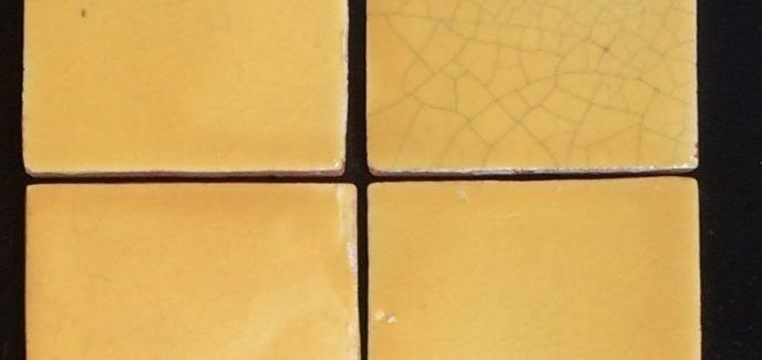 Antique Soft Yellow 3x6