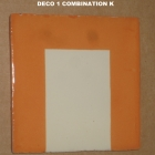AMBAR DECO 1 COMBINATION K